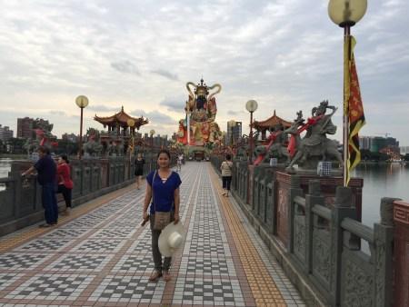 Lotus Pond Buddha