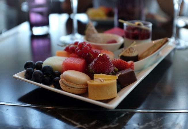 Diem's Dessert Plate