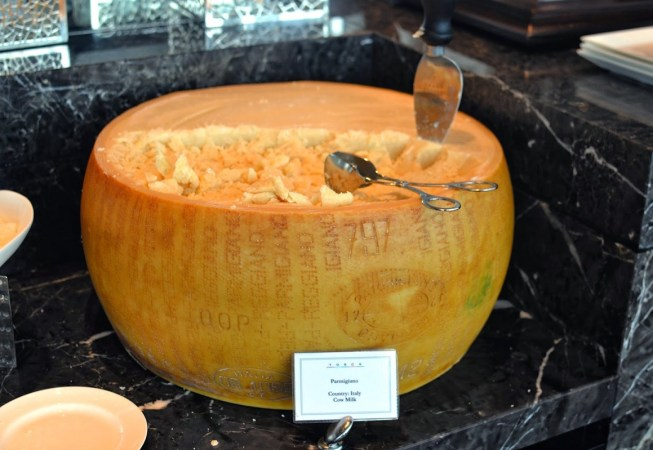 Hunk of cheese