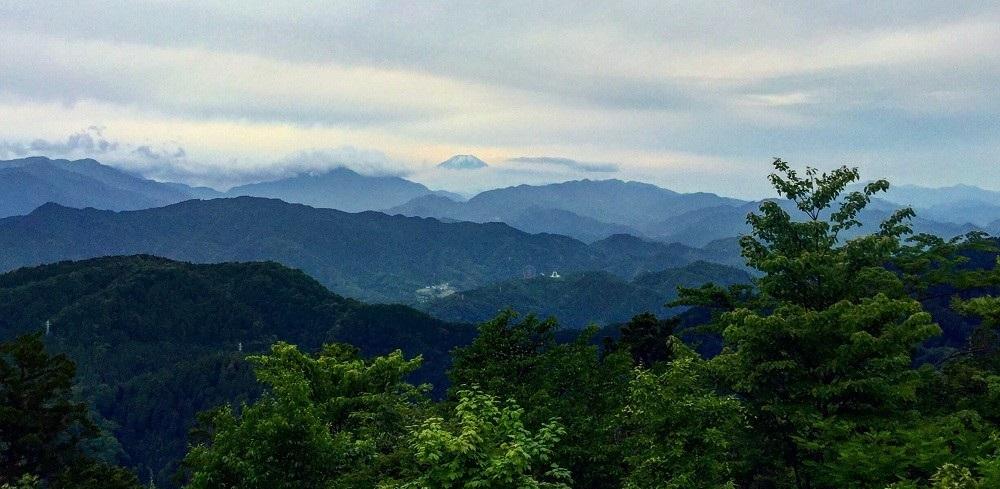 Hello Mr. Fuji, I enjoy your mountain