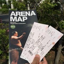 Tokyo Sumo Tournament