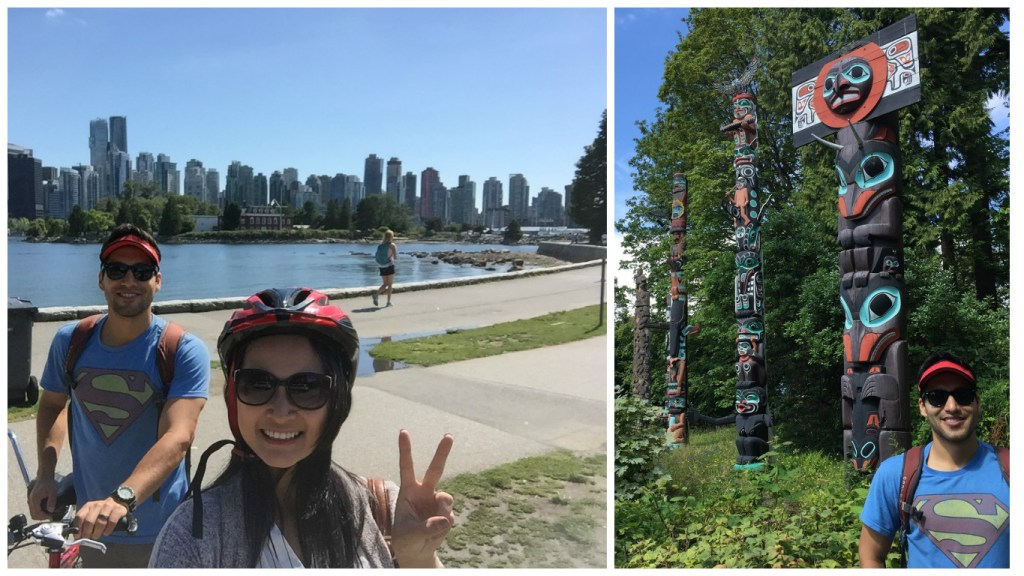 Fun Times at Stanley Park