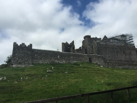 Welcome to the Rock ... of Cashel