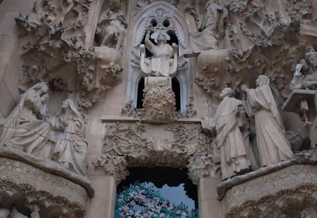 Nativity Fascade