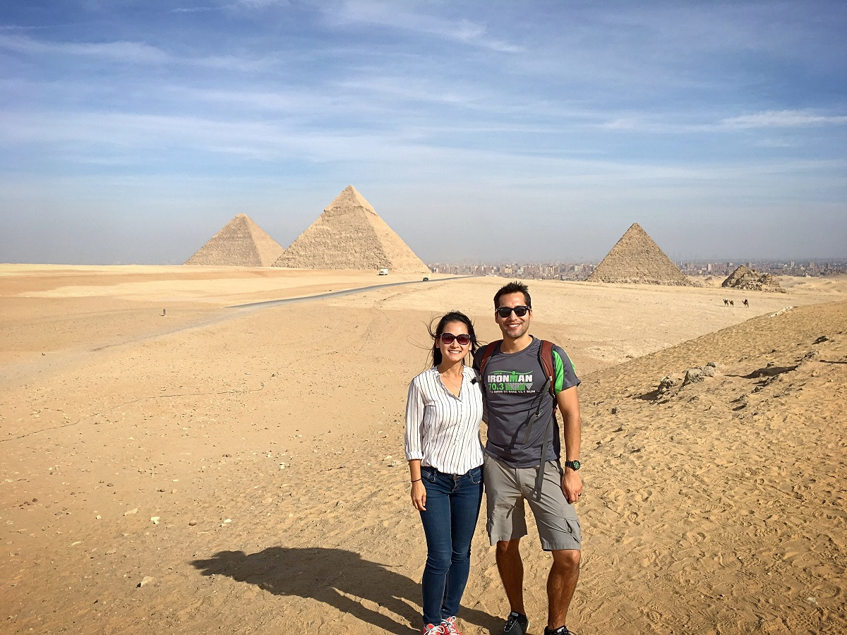 Pyramids of Giza, a World Wonder Worth Visiting
