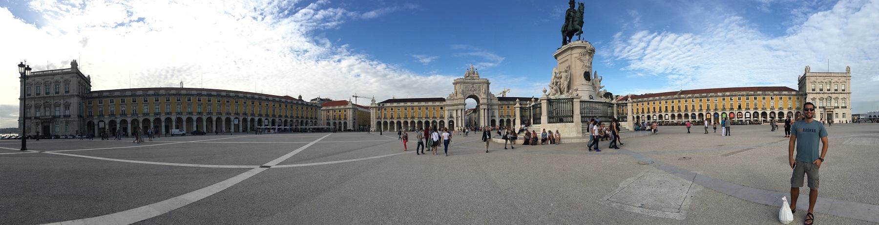 Longing for Lisbon