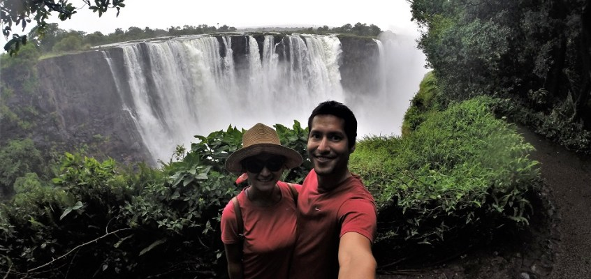 Paul and Diem's African Safari – Part 3 – Victoria Falls and Kruger NP