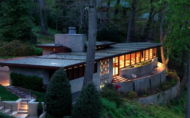 The Frank Lloyd Wright Marden House