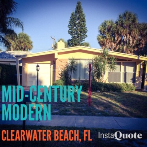 mid century clearwater beach