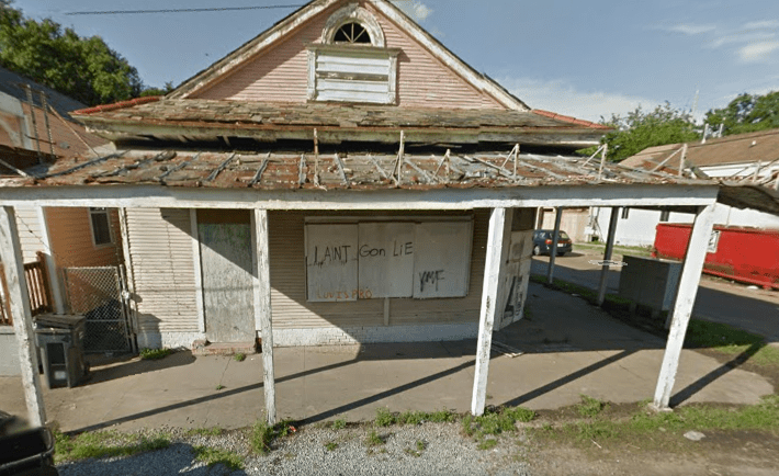 A coffee shop is proposed for a vacant corner store on St. Ann Street. (via Google Maps)