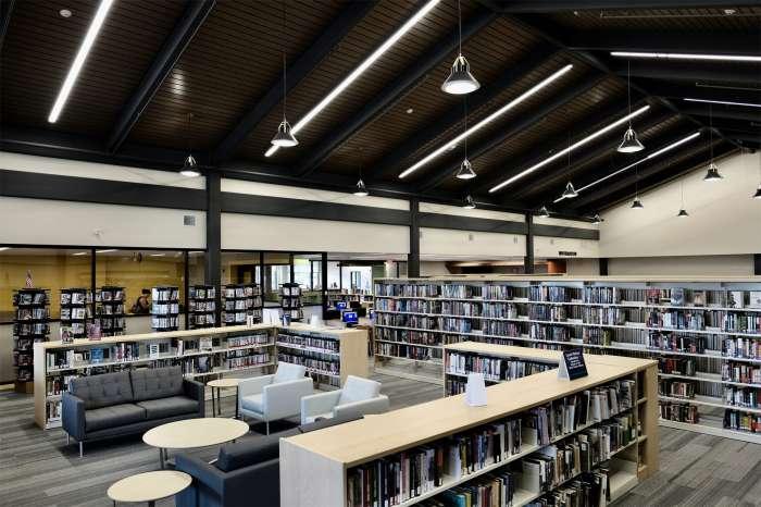 West Seneca Library Renovation