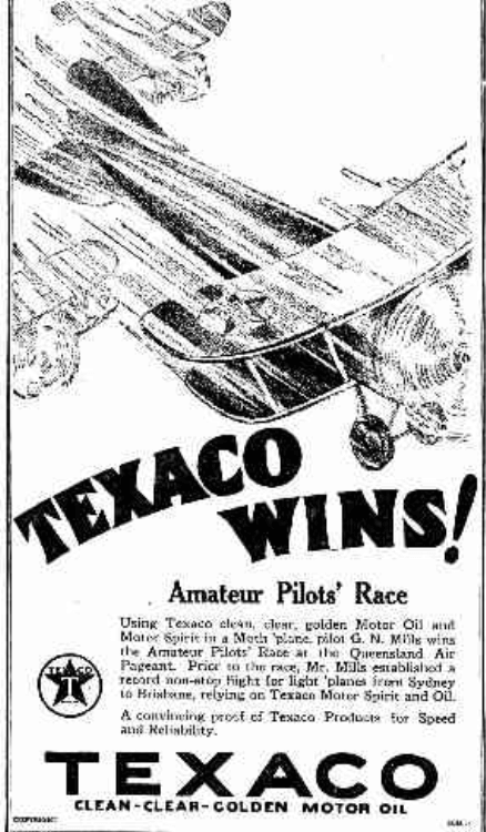 Advertisement - The Sun 28 August 1928 Pg 9