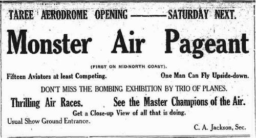 Manning River Times, 4 June 1930 Pg 3