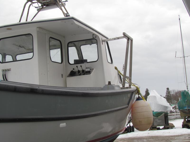 35 Terry Jason Lobster Boat SOLD Midcoast Yacht Amp Ship