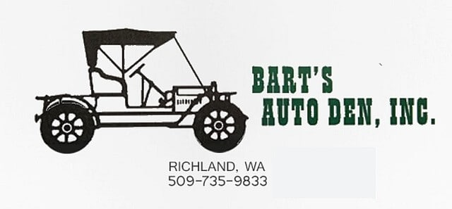 Bart's Auto Den