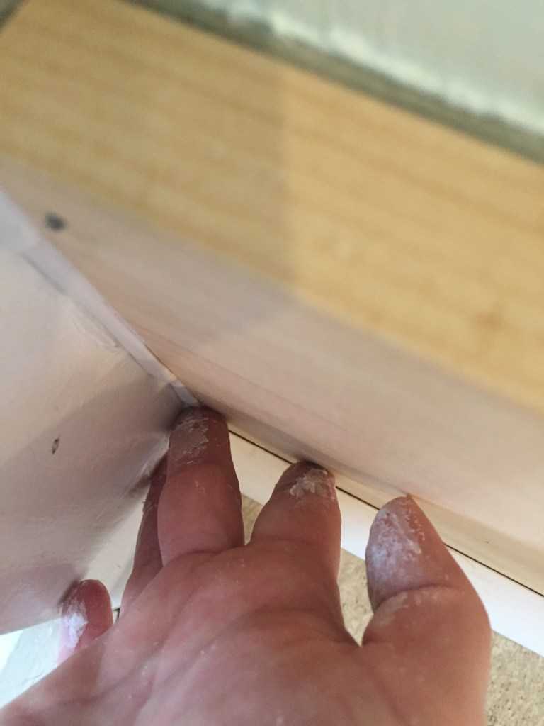 Caulking Trim for a Seamless Look