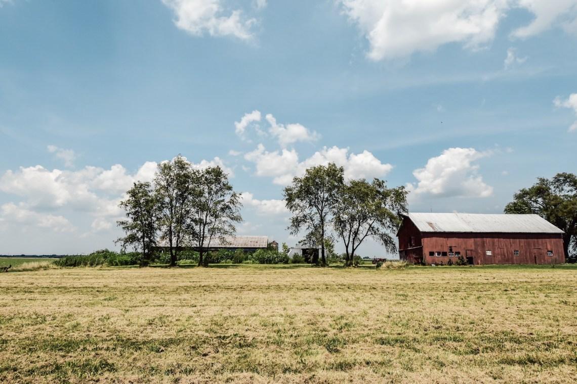 Farm Property Before Tour