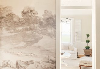 Farmhouse Style Wallpaper Mural Video