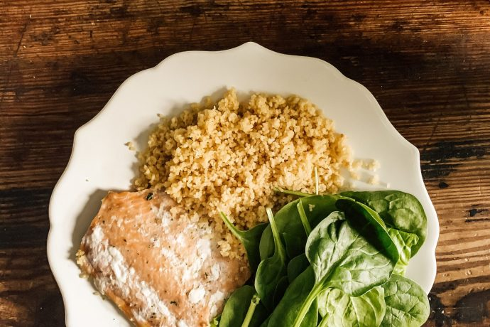Easy Healthy Meal Prepped Dinners