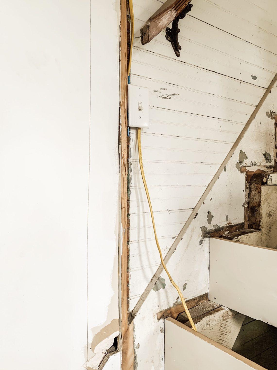 How to Build a Farmhouse Staircase