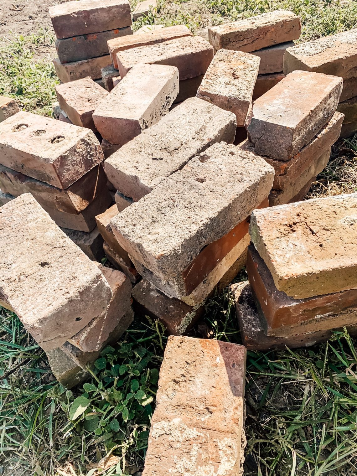 How to Build a Brick Fire Pit