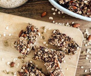 Easy Harvest Granola Bar Recipe