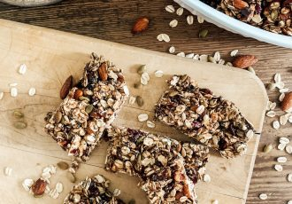 Easy Harvest Granola Bar Recipe