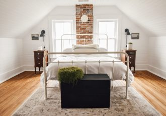 Our Farmhouse Bedroom Reveal!