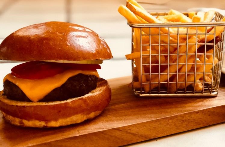Hamburgare hamburgerdressing