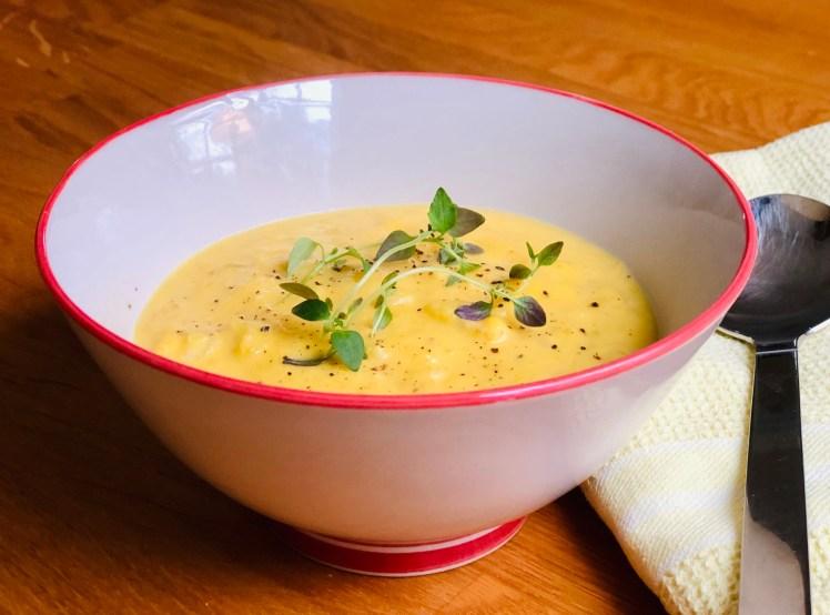 Pumpa soppa ta tillvara på halloweenpumpan recept tips Pumpa soppa