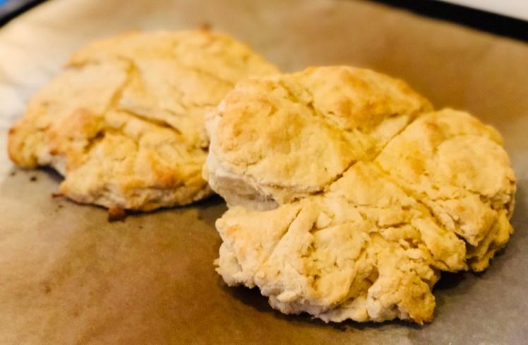 Recept scones svenska