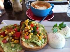 Real breakfasts