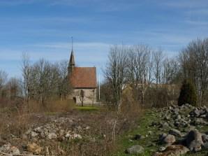 Västergarn kirke - Gotland