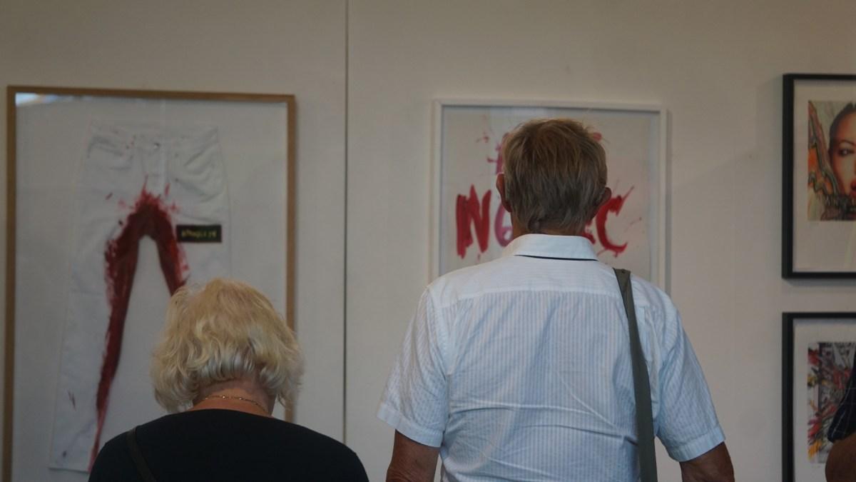 Kristian Von Hornsleth deler vandene med ny udstilling