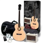 PR-4E Acoustic Electric Player Pack