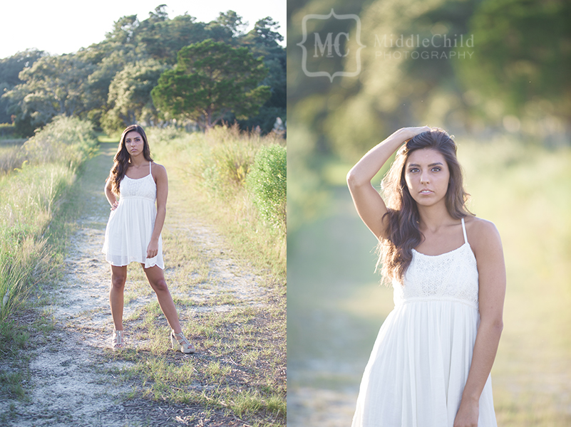 myrtle beach senior photography