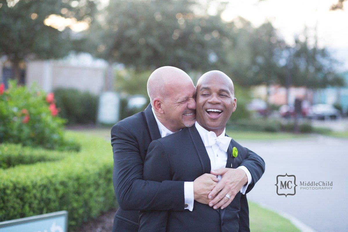 from Zechariah a gay wedding in
