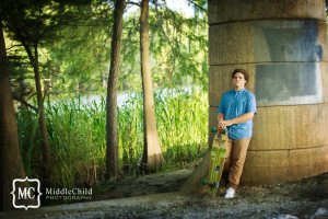 senior portrait photos