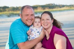 family beach photographer myrtle beach
