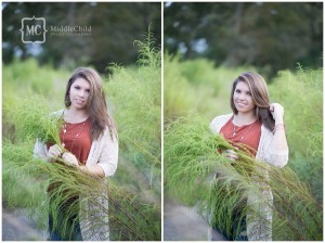 senior portraits pawleys island