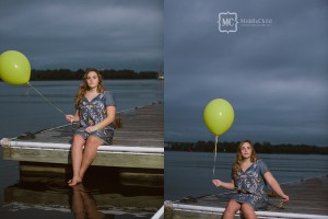 senior portrait surfside beach