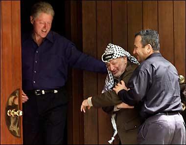 Американское величие и ООП — Израиль. Реперы бытия