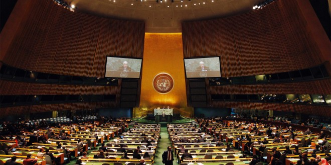 UN: 177 countries vote in support of the right of Palestinians to self-determination. 2017