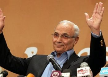 An arrest warrant was issued for Ahmed Shafiq after he lost the 2012 election EPA