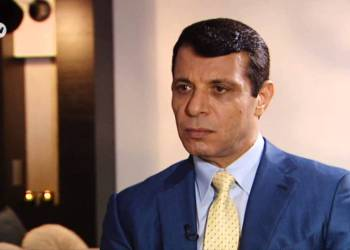 Mohammed Dahlan, a former Fatah security chief