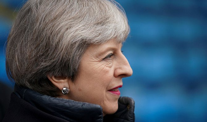 British Prime minister Theresa may won backing from her senior ministers on unspecified action in syria to deter chemical weapons use/ REUTERS