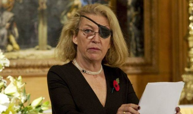 Marie Colvin died in February 2012 in Homs, Syria,alongside French photographer Remi Ochlik,when the building they were in was shelled /Getty Images