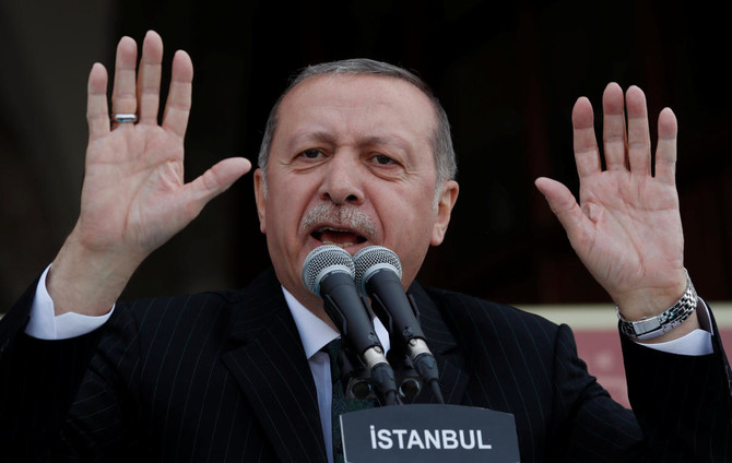Critics of President Tayyip Erdogan have accused him of using the failed putsch as a pretext to quash dissent. (Reuters)