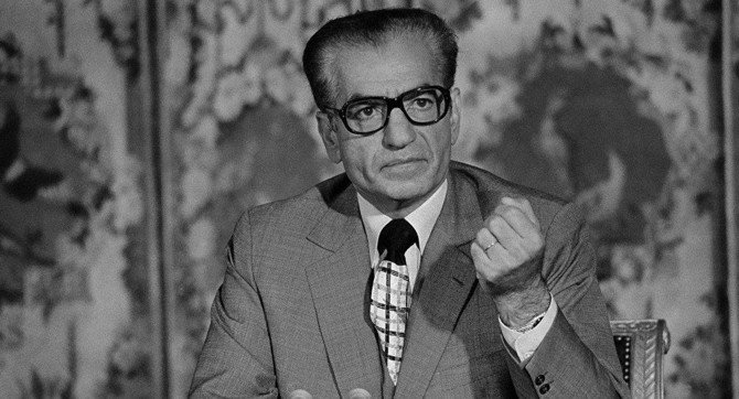On the creation of Israel in 1948, the Shah of Iran, Mohammad Reza Pahlavi, established close ties with the new country. (AP Photo)