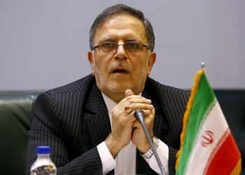 """Valiollah Seif, the governor of the Iranian central bank, was named a """"specially designated global terrorist"""" by the US Treasury Department. (Reuters)"""